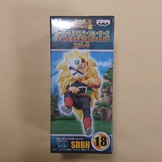 バンプレスト(BANPRESTO)のスーパードラゴンボールヒーローズ ワールドコレクタブルフィギュア vol.4 超(フィギュア)