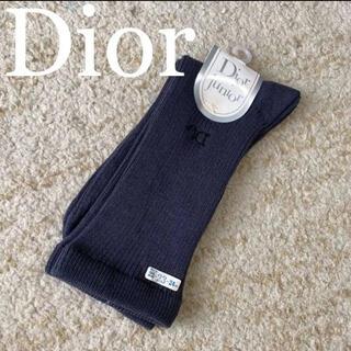 クリスチャンディオール(Christian Dior)のbaby Dior Dior junior 靴下 ソックス 22-24cm (靴下/タイツ)
