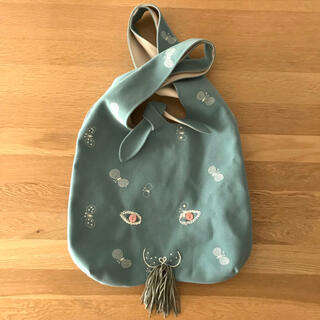 mina perhonen - ミナペルホネン usa bag(ウサバッグ)