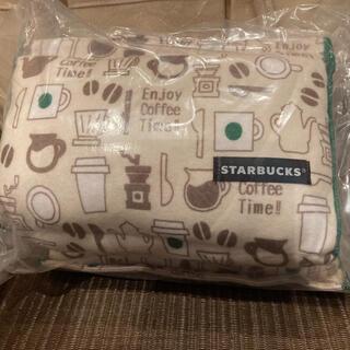 スターバックスコーヒー(Starbucks Coffee)のスターバックス 福袋 2021 トライアングルクッション スタバ(クッション)