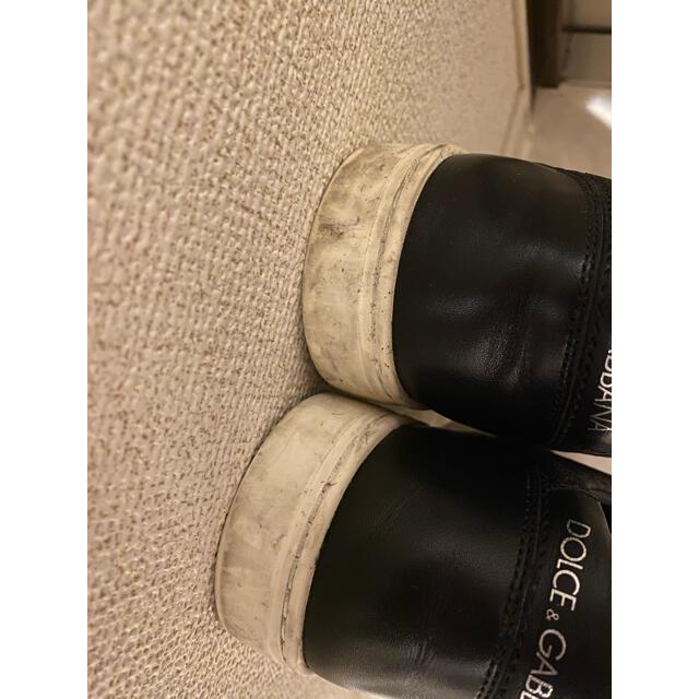 DOLCE&GABBANA(ドルチェアンドガッバーナ)のドルガバ スニーカー 希少美品 メンズの靴/シューズ(スニーカー)の商品写真