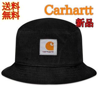 carhartt - 大人気カーハートバゲットハット(ブラック)