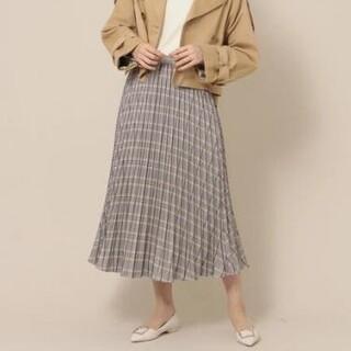 イェッカヴェッカ(YECCA VECCA)のプリーツロングスカート(ロングスカート)