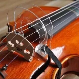 新品 バイオリン弓ボーイング練習ガイド矯正器具 ホーレス・ボウガイド 4/4(ヴァイオリン)