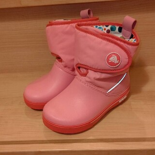 クロックス(crocs)のcrocs スノーブーツ(ブーツ)