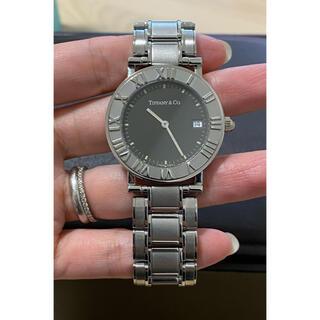 Tiffany & Co. - ☆超美品☆ ティファニー Tiffany アトラス メンズ 時計 腕時計 稼働中
