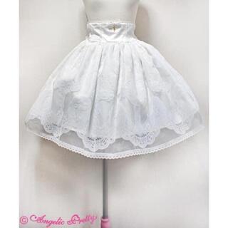 Angelic Pretty - ★最終値下げ★Heavenly Cross スカート(白)