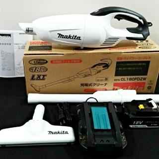 マキタ(Makita)の新品✦未使用✧掃除機 マキタ✦ 18V充電式クリーナー✦ 充電器セット(掃除機)