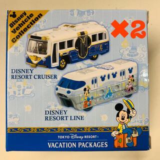 Disney - トミカ バケーションパッケージ 2個