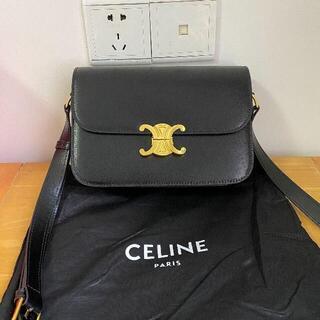 celine - セリーヌ トリオンフ ミディアム チェーン バッグ