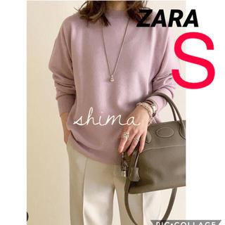 ザラ(ZARA)のZARA シームレスウールセーター PLST IENA TODAYFUL(ニット/セーター)