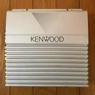 ケンウッド(KENWOOD)のKENWOOD パワーアンプ スピーカー セット(カーオーディオ)