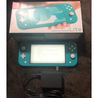 Nintendo Switch - ニンテンドースイッチライト★ターコイズ