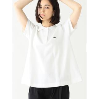 BEAMS BOY - LACOSTE × BEAMS BOY / 別注 Aライン ポロシャツ(72)