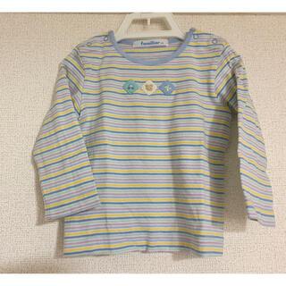 ファミリア(familiar)のファミリア ボーダーTシャツ(Tシャツ)