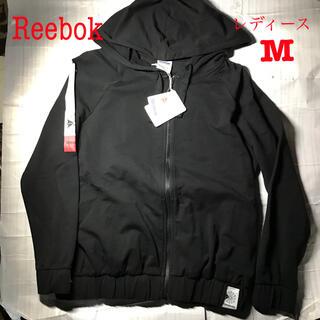 リーボック(Reebok)のReebokパーカーレディース M(パーカー)