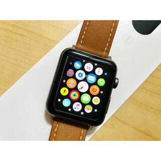 Apple Watch - Apple Watch Sport 初代 GPSモデル 42mm 7000