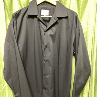 ステュディオス(STUDIOUS)のSTUDIOUS ステュディオス マージンコラボ ビックシャツ 46(シャツ)