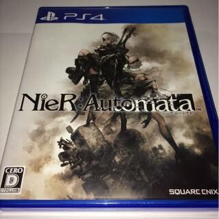 スクウェアエニックス(SQUARE ENIX)のNieR:Automata(ニーア オートマタ) PS4 プレステ4ソフト(家庭用ゲームソフト)