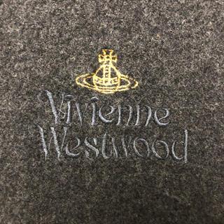 ヴィヴィアンウエストウッド(Vivienne Westwood)のvivian westwood マフラー(マフラー)