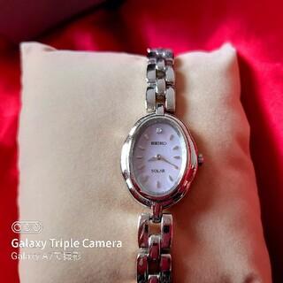 セイコー(SEIKO)のSEIKO セイコー ソーラー腕時計 レディース(腕時計)