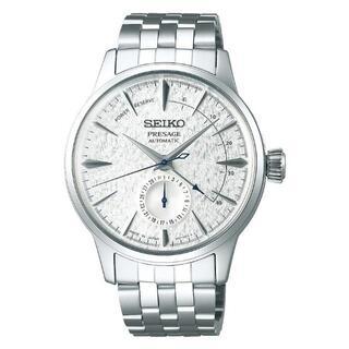 セイコー(SEIKO)のセイコー プレザージュ SARY105 カクテル 冬景色 自動巻き(腕時計(アナログ))