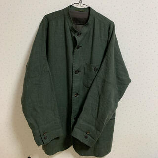 ISSEY MIYAKE - ISSEY MIYAKE 14SS スタンドカラー ジャケット