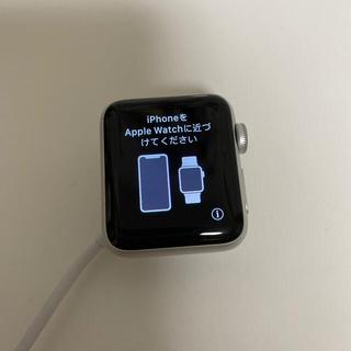 Apple Watch - Apple Watch series3 gpsモデル