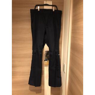 ウォークマン(WALKMAN)のワークマン 紺色スラックス Lサイズ(ワークパンツ/カーゴパンツ)