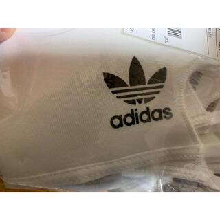 adidas - adidas マスクカバー s/xs 白