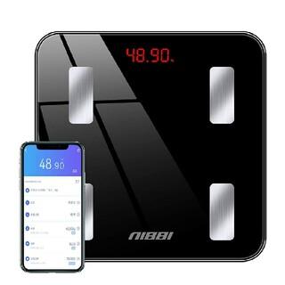 体重計 Bluetooth スマホ連動 体脂肪率 BMIや体水分率や基礎代謝(体重計/体脂肪計)