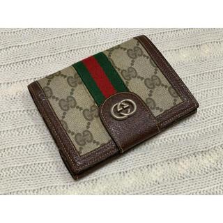 グッチ(Gucci)の美品 グッチ GUCCI  GG柄 オールドグッチ 財布(財布)