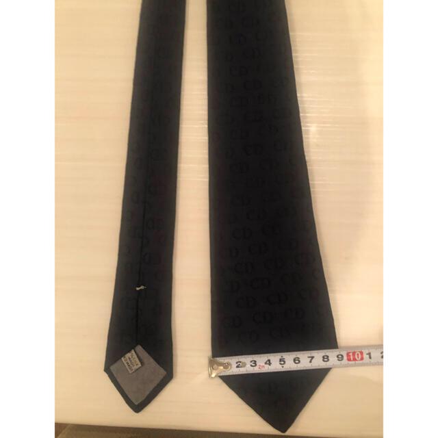 Dior(ディオール)のみのっこ様専用 Dior ネクタイ ディオール メンズのファッション小物(ネクタイ)の商品写真