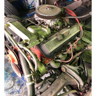 ビッグブロック 454 シボレー BBC  7.4L エンジン
