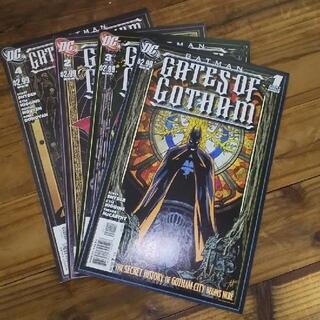 DCコミックBATMAN GATES OF GOTHAM #1~4(アメコミ/海外作品)