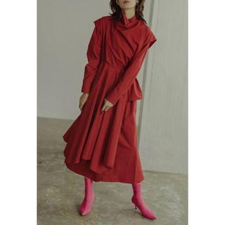 BEAUTY&YOUTH UNITED ARROWS - littlesuzie  Layerd China Dress