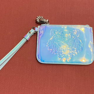 KENZO - KENZO Iridescent A5 ポーチバッグ