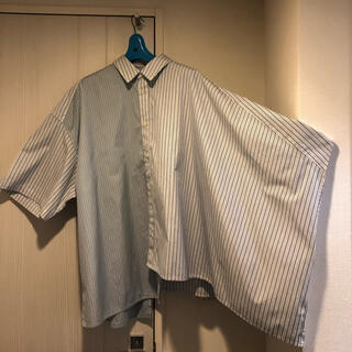 Jieda - アシンメトリーシャツ