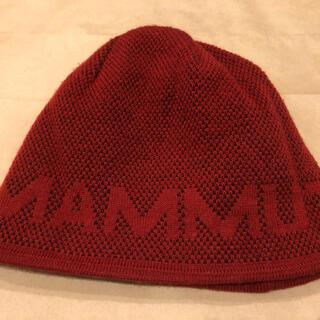 マムート(Mammut)のマムート  ビニー帽(ニット帽/ビーニー)