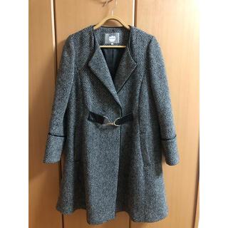 Rirandture - カタログ掲載 リランドチュール 裾フレアAラインコート