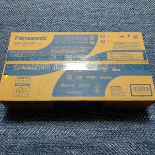Panasonic - 【新品未開封】Panasonic ブルーレイレコーダー DMR-2W100