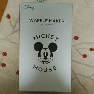 ディズニー(Disney)のディズニー ワッフルメーカー 未使用品(調理道具/製菓道具)