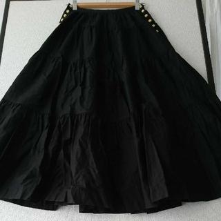 インゲボルグ(INGEBORG)の☆インゲボルグ☆ティアードスカート(ロングスカート)