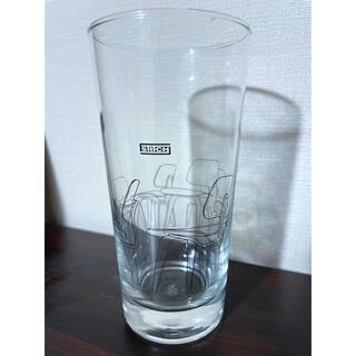 イームズ(EAMES)のプリントグラス イームズプライウッドチェア(グラス/カップ)