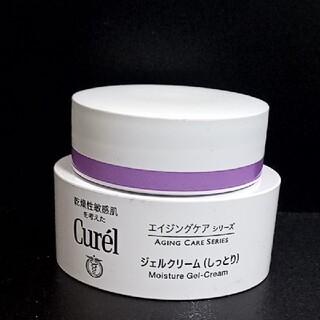 キュレル(Curel)のキュレル・ジェルクリーム(しっとり)40g(フェイスクリーム)