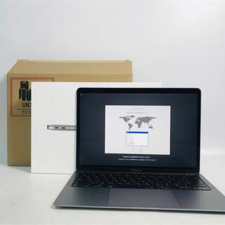 Mac (Apple) - 【最終値下げ:極美品】MacBook Air Early 2020