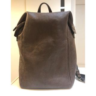 ツチヤカバンセイゾウジョ(土屋鞄製造所)の土屋鞄 トーンオイルヌメソフトミディアムバックパック(バッグパック/リュック)