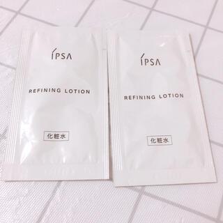 イプサ(IPSA)のイプサ  化粧水 ローション サンプル(化粧水/ローション)