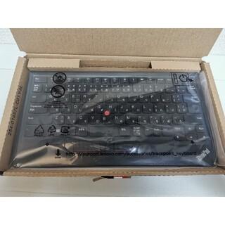 Lenovo - ほぼ新品 ThinkPad トラックポイント キーボード II - 日本語