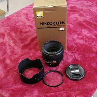 ニコン(Nikon)のNIKON AF-S NIKKOR 58mm F1.4G(レンズ(単焦点))